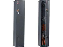 Сейфы - Сейф оружейный №1528 (3 ствола), 0