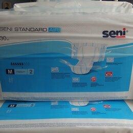 Средства для интимной гигиены - Подгузники для взрослых Seni Standard (размер М2), 0