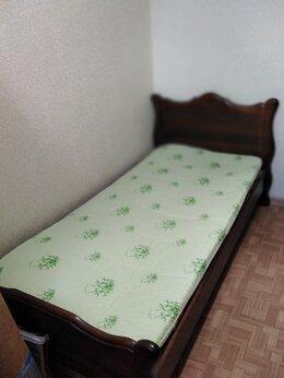 Кровати - Продам 1,5 спальную кровать б/у.  Спальное место…, 0