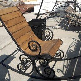 Кресла - Кресло-качалка ручная ковка, 0