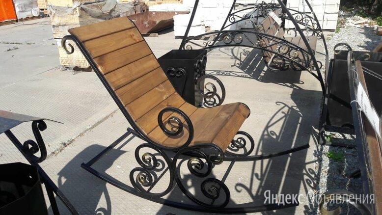 Кресло-качалка ручная ковка по цене 9000₽ - Походная мебель, фото 0