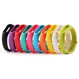 Аксессуары для умных часов и браслетов - Ремешки для фитнес трекеров Mi Band 2, 3, 4,5, 0