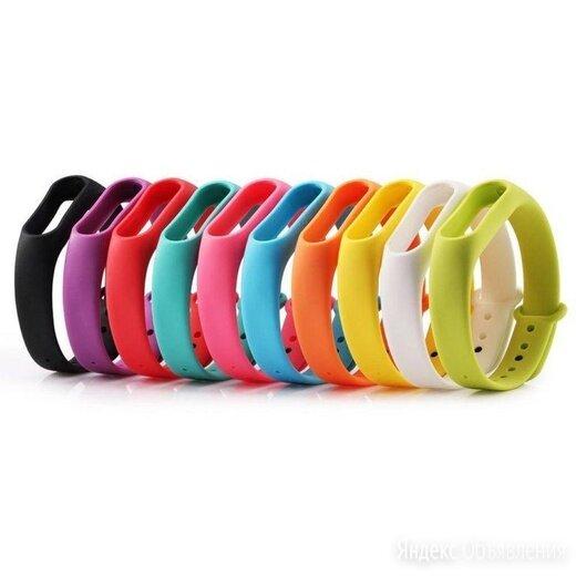 Ремешки для фитнес трекеров Mi Band 2, 3, 4,5 по цене 250₽ - Аксессуары для умных часов и браслетов, фото 0