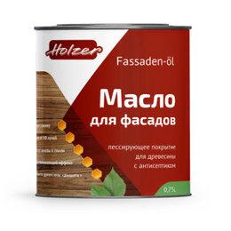 Масла и воск - Масло для древесины  FASSADEN OL Хольцер, 0