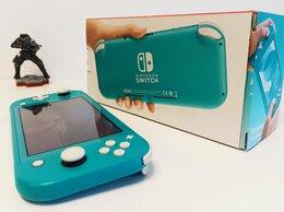 Игровые приставки - Портативная игровая консоль - Nintendo Switch Lite, 0