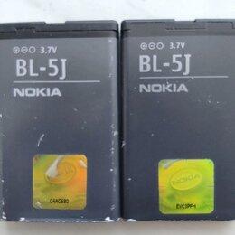Аккумуляторы - Аккумулятор для сотовых Nokia BL-5J, 0