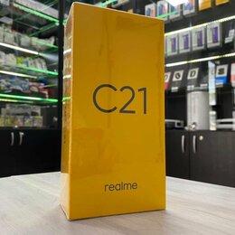 Мобильные телефоны - Realme C21, 0