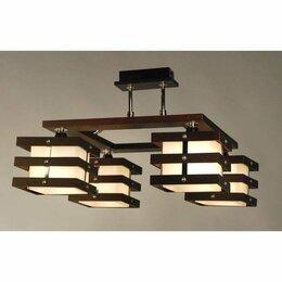 Люстры и потолочные светильники - Люстра на штанге Citilux Киото CL133141, 0