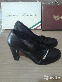 Туфли - Продам туфли женские черные, размер 38, 0