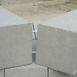 Строительные блоки - Блок фундаментный 40х20х20, 0