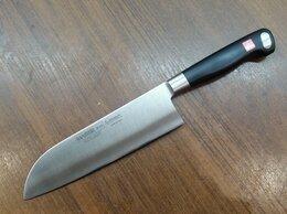 Ножи кухонные - Нож кухонный сантоку Master line Solingen, 0