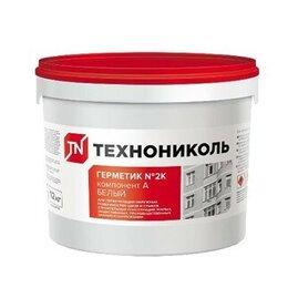 Клей - Герметик  ТехноНИКОЛЬ 2К (белый), 0