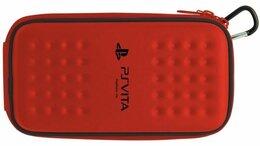 Игровые приставки - Жесткий чехол Tough Pouch PS Vita 2000 (Красный)…, 0