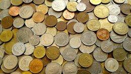 Монеты - Иностранные монеты, 0