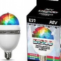 Осветительное оборудование - Дизайн интерьера-Лампа сд проекционная disco RGB, 0