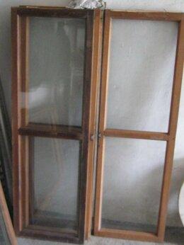 Окна - Рамы остеклённые и каркас под рамы б/у, 0