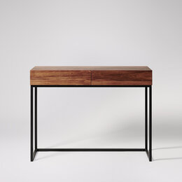 Столы и столики - Консоль из ореха, 0
