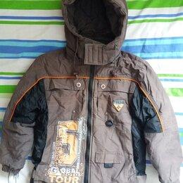 Куртки и пуховики - Куртка для мальчика демисезонная , 0