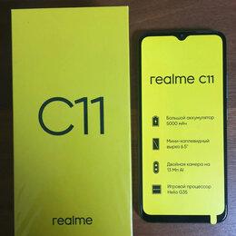 Мобильные телефоны - Смартфон Realme C 11 (RMX2185) 2/32Gb, 0