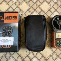 Измерительные инструменты и приборы - Анемометр MS6252A, 0