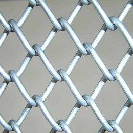 Заборчики, сетки и бордюрные ленты - Сетка рабица 50х50/1х10м, 0