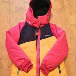 Куртки и пуховики - Зимняя куртка Gusti новая р.122, 0