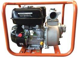 Мотопомпы - Мотопомпа бензиновая ZONGSHEN WG 20 (1T90SWG20), 0