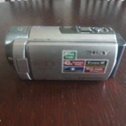 Видеокамеры - Видеокамера SONY Handycam HDR-CX130E, 0