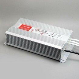 Блоки питания - Блок питания для LED URM S-150W-12.5A-IP22-12V 150, 0