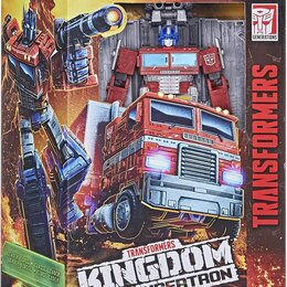Роботы и трансформеры - Оптимус Прайм - Generations Kingdom, 0