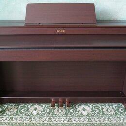 Клавишные инструменты - Электронное пианино Casio Celviano, 0