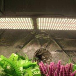 Аксессуары и средства для ухода за растениями - Фитолампа quantum board полный спектр 600 Вт, 0