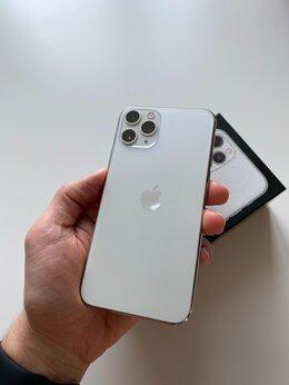 Мобильные телефоны - iPhone 11 Pro 64GB Silver, в отличном состоянии , 0