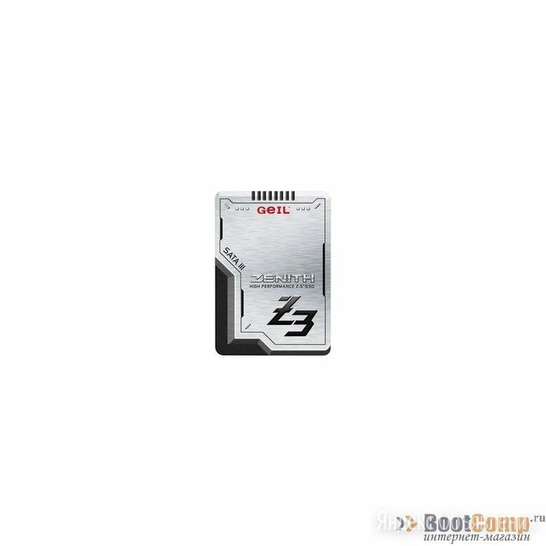 Диск SSD 2.5 1024Gb GEIL Zenith Z3 (GZ25Z3-1TBP) по цене 7560₽ - Жёсткие диски и SSD, фото 0