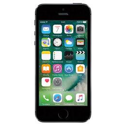 Мобильные телефоны - 🍏 iPhone 5S 16Gb Space Gray (черный) , 0