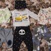 Детские вещи пакетом до 3-4 месяцев (62-68 см) по цене 300₽ - Комплекты, фото 1