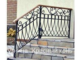 Лестницы и элементы лестниц - Кованые перила для крылец и лестниц - изготовим…, 0