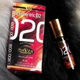 Парфюмерия - Масляные духи Ravza Parfum Escentric 02, 0