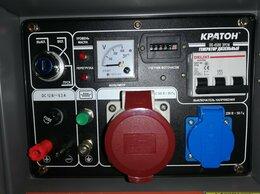 Электрогенераторы - Генератор дизельный 3-х фазный 380/220В (новый), 0