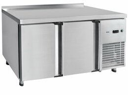 Холодильные столы - СТОЛ ХОЛОДИЛЬНЫЙ ABAT СХС-60-01, 0