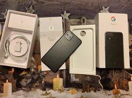 Мобильные телефоны - Google pixel 4 black 64 gb (root), 0