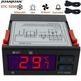Аксессуары и запчасти - Терморегулятор STC-9200, 0