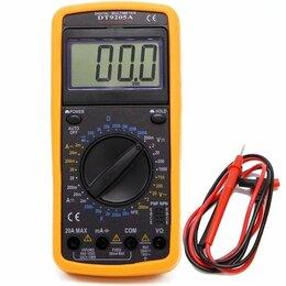 Измерительные инструменты и приборы - Цифровой мультиметр 9205А, 0