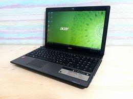 Ноутбуки - Игровой ноутбук Acer (4ядра/4гб/видеокарта 1гб), 0