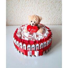 Подарочные наборы - Торты из конфет, 0