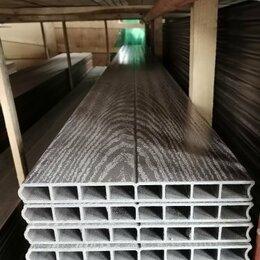 Заборчики, сетки и бордюрные ленты - Доска для грядок и клумб из ДПК 30х300х3000, 0