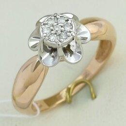 Кольца и перстни - кольцо / размер 18 / 4,72г / золото 585 /…, 0