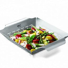 Аксессуары для готовки - Противень для жарки квадратный WEBER STYLE, 0