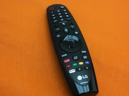 Пульты ДУ - Пульт телевизора LG MR20GA (AKB75855502), 0