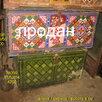 Старый сундук расписной кованый, старинные сундуки из массива дерева по цене 900₽ - Другое, фото 8